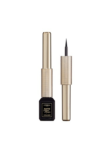 L'Oréal Paris L'Oréal Paris Matte Signature Eyeliner 01 Ink - Siyah Renksiz